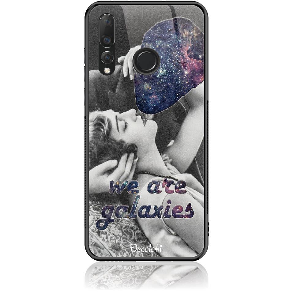 Case Design 50197  -  Huawei Nova 4  -  Tempered Glass Case