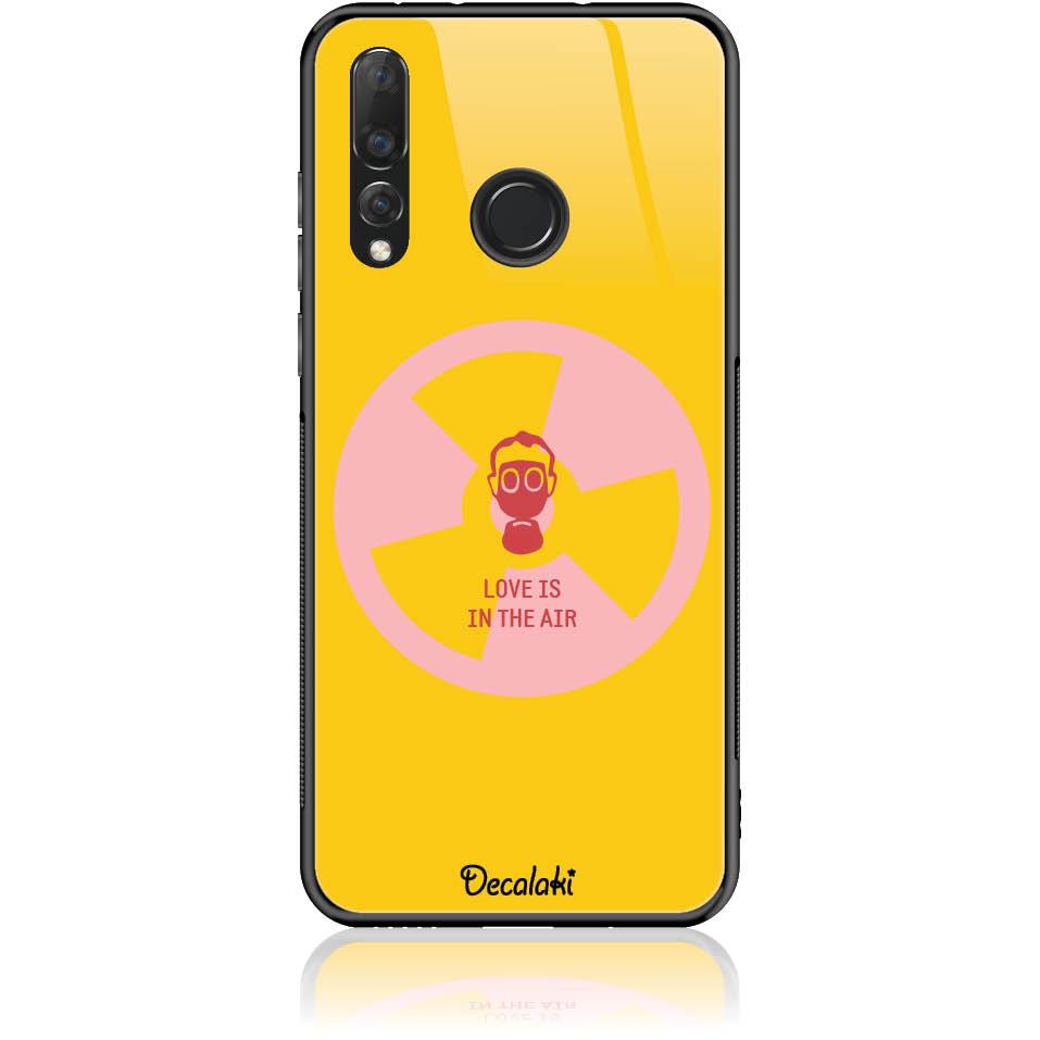 Nuclear Love Phone Case Design 50229  -  Huawei Nova 4  -  Tempered Glass Case