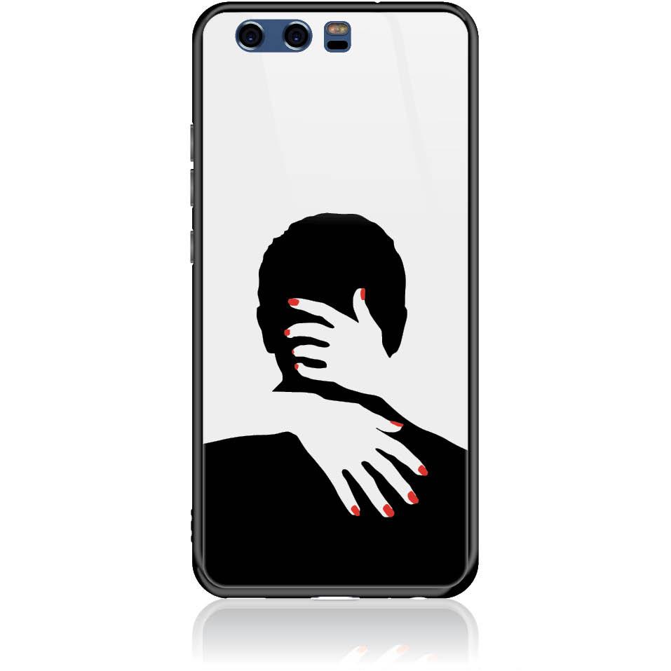 Case Design 50285  -  Huawei P10  -  Tempered Glass Case