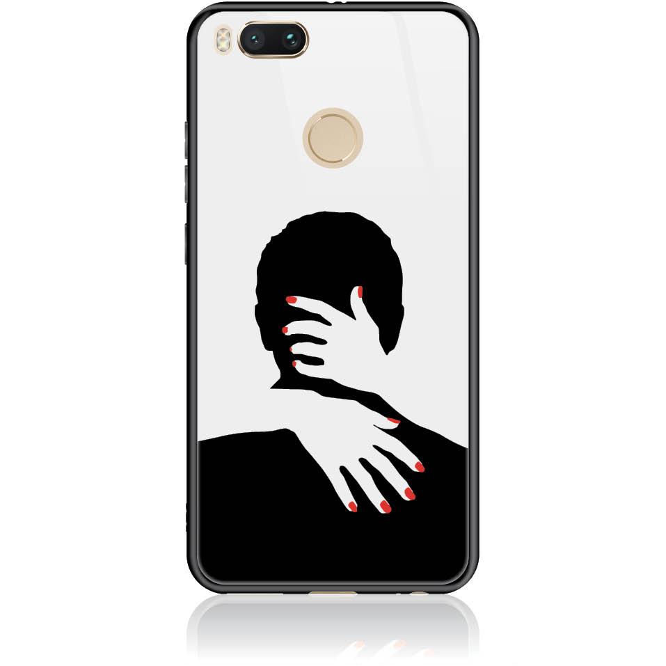 Case Design 50285  -  Xiaomi Mi 5x  -  Tempered Glass Case