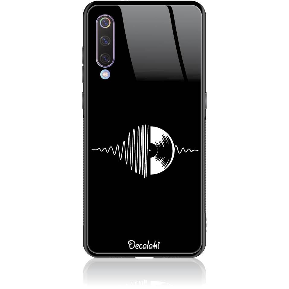 Case Design 50289  -  Xiaomi Mi 9  -  Tempered Glass Case