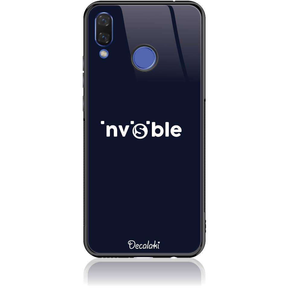 Case Design 50296  -  Huawei Nova 3  -  Tempered Glass Case
