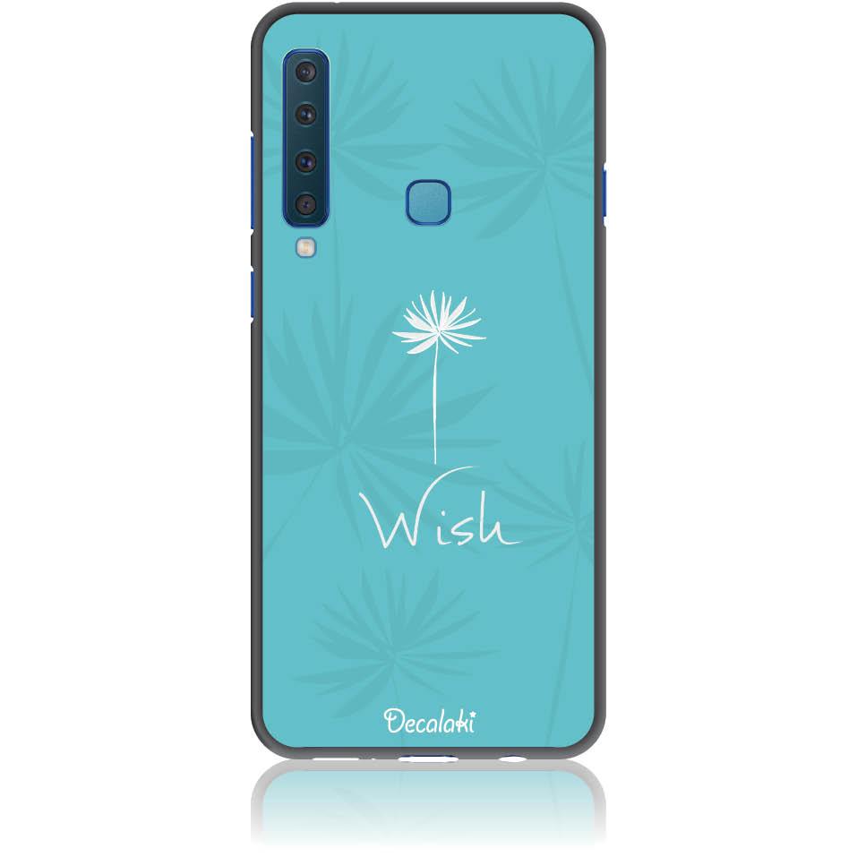 Wish Phone Case Design 50434  -  Samsung A9 Star Pro  -  Soft Tpu Case