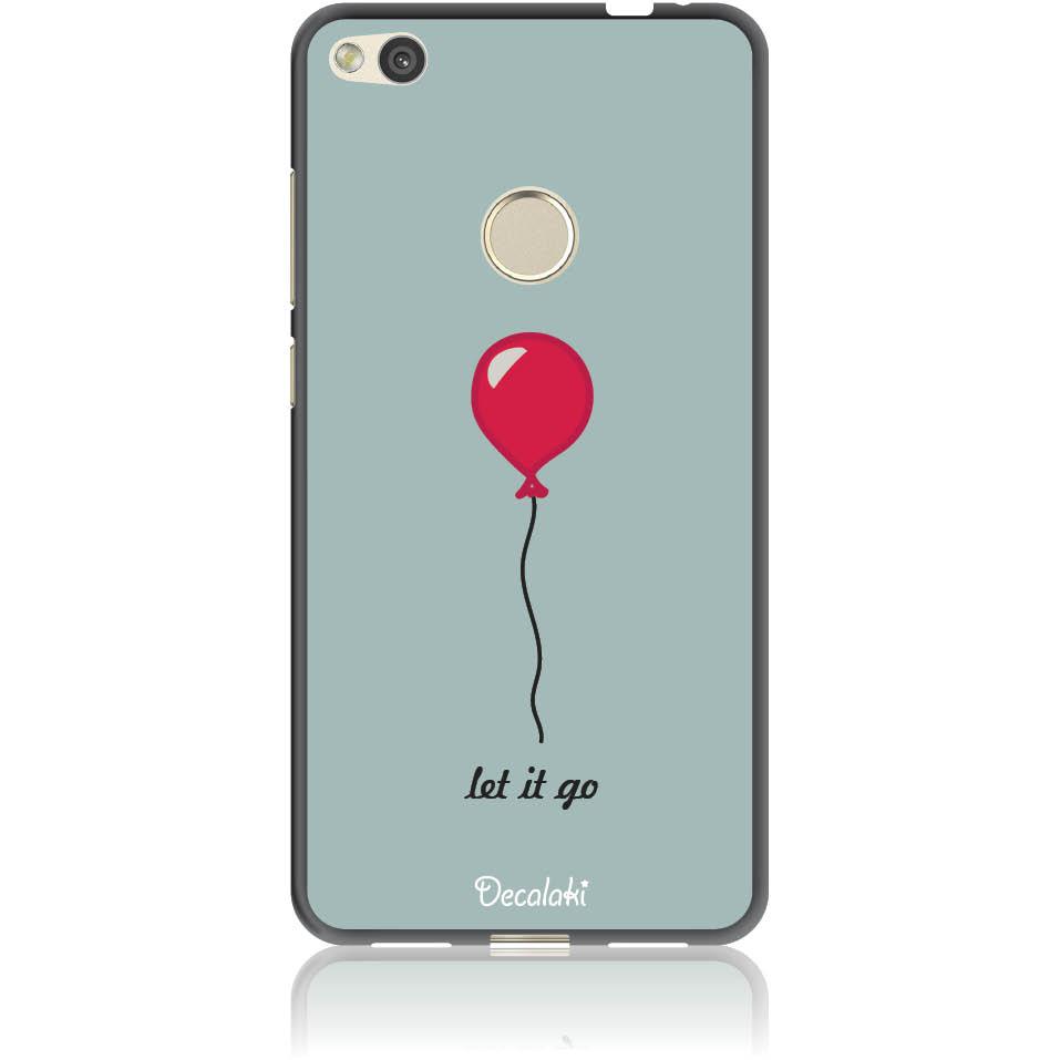Let It Go Phone Case Design 50437  -  Honor 8 Lite  -  Soft Tpu Case