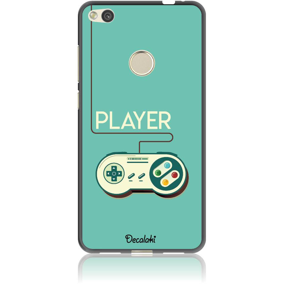 Player Phone Case Design 50442  -  Huawei Nova Lite  -  Soft Tpu Case
