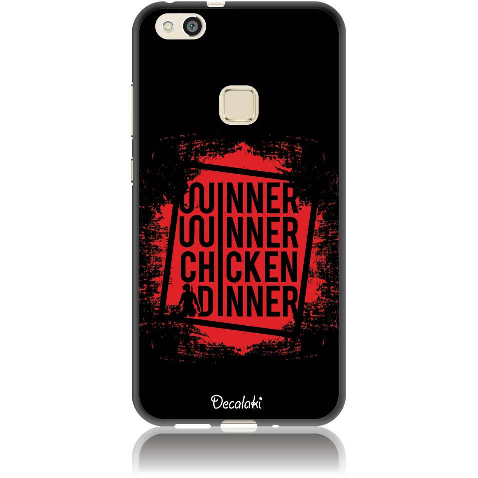 Pubg Phone Case Design 50447  -  Huawei P10 Lite  -  Soft Tpu Case