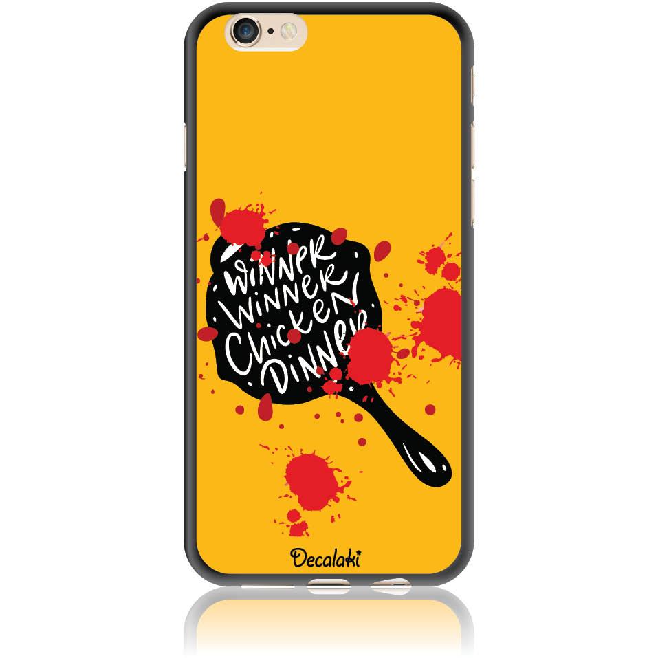 Pubg Phone Case Design 50448  -  Iphone 6/6s  -  Soft Tpu Case