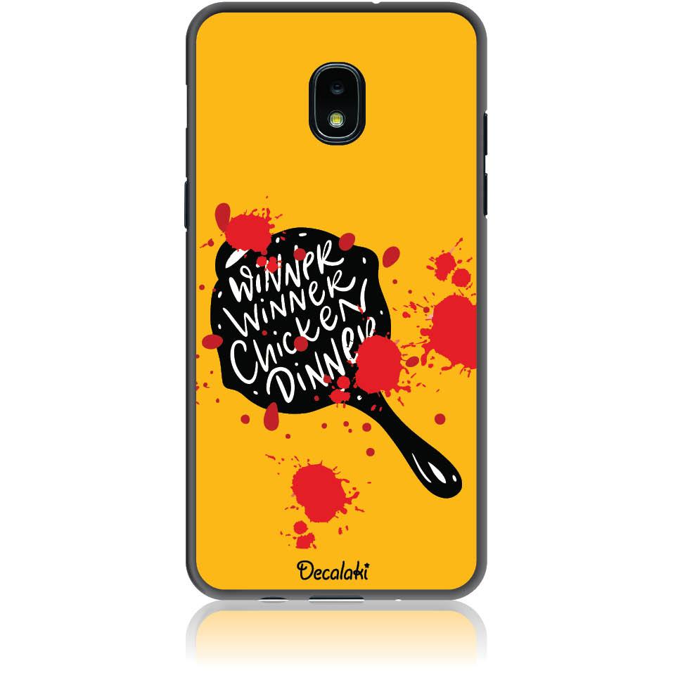 Pubg Phone Case Design 50448  -  Samsung Galaxy J3 (2018)  -  Soft Tpu Case