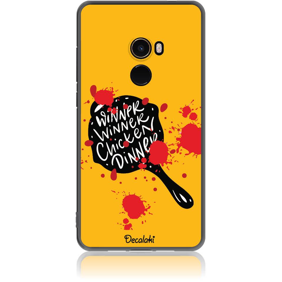 Pubg Phone Case Design 50448  -  Xiaomi Mi Mix 2  -  Soft Tpu Case