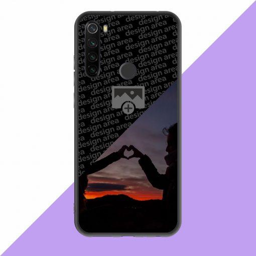 Design Xiaomi Redmi Note 8T case
