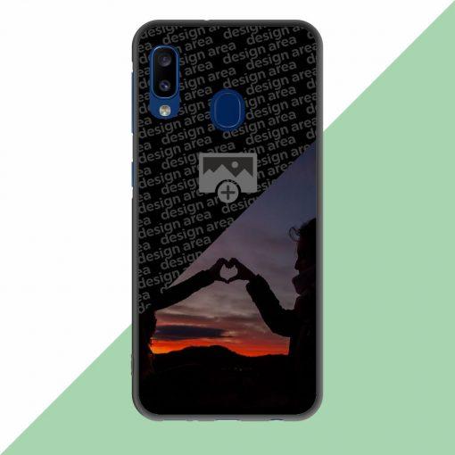Make your own case Samsung A20e