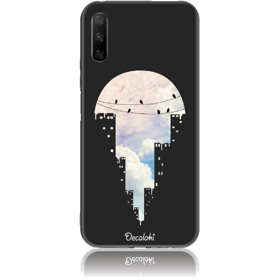 Case Design 50029  -  Honor 9x  -  Soft Tpu Case