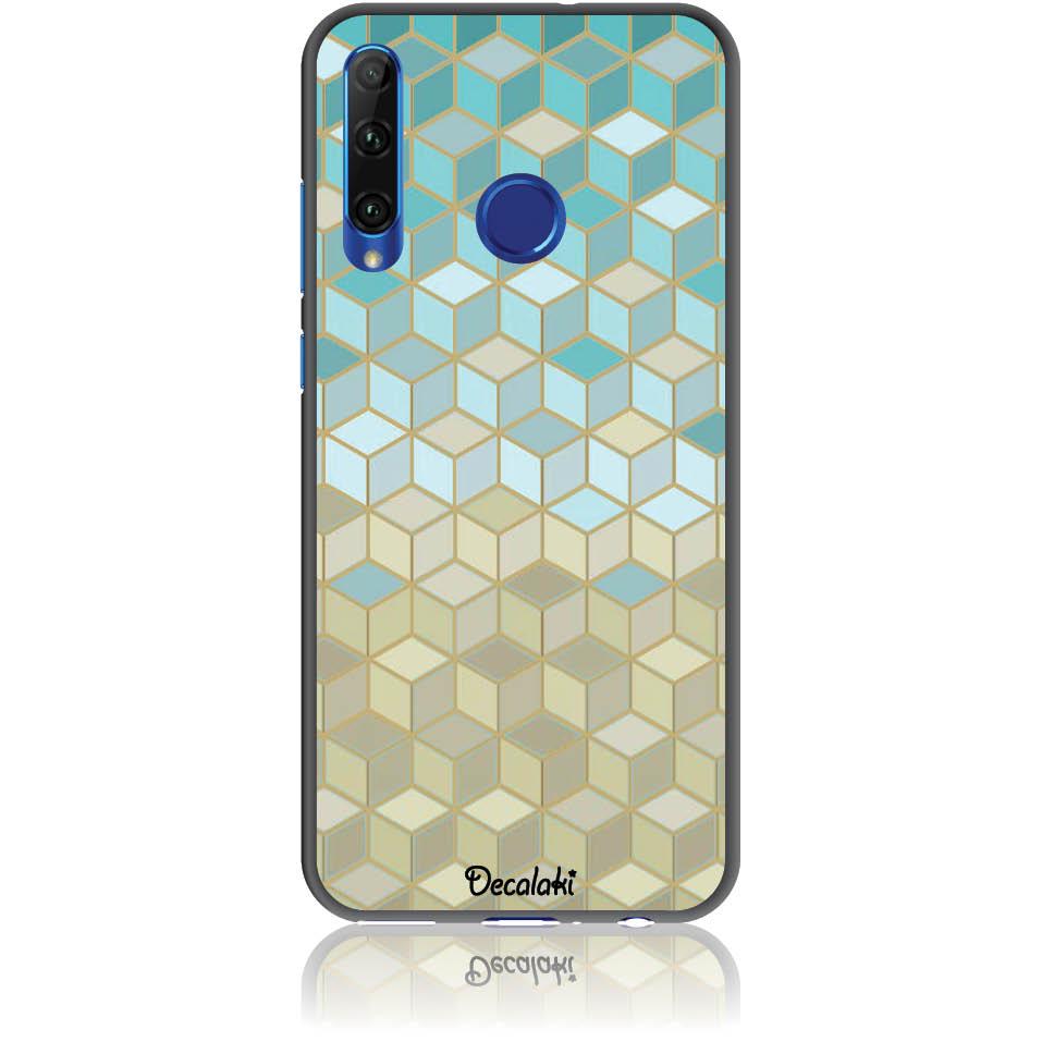 Pattern Phone Case Design 50034  -  Honor 20 Lite  -  Soft Tpu Case