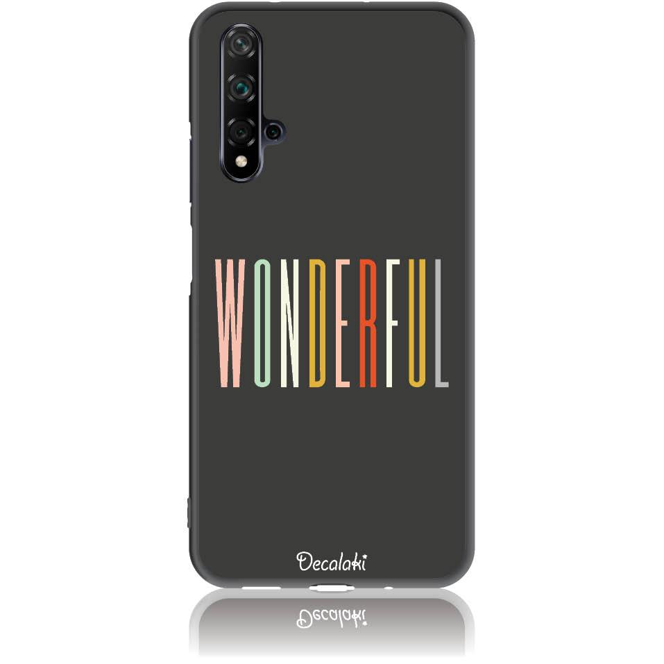 Case Design 50091  -  Huawei Nova 5t  -  Soft Tpu Case