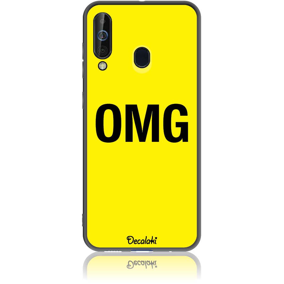 Case Design 50115  -  Samsung Galaxy A60  -  Soft Tpu Case