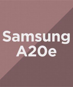 Customize Samsung A20e