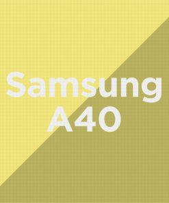 Customize Samsung A40