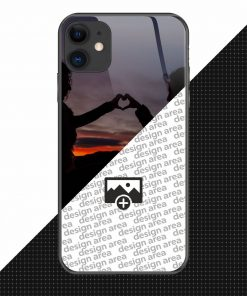 iPhone 11 Case Tempered Glass