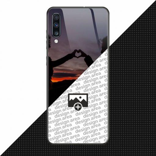 Customize case A70 Samsung