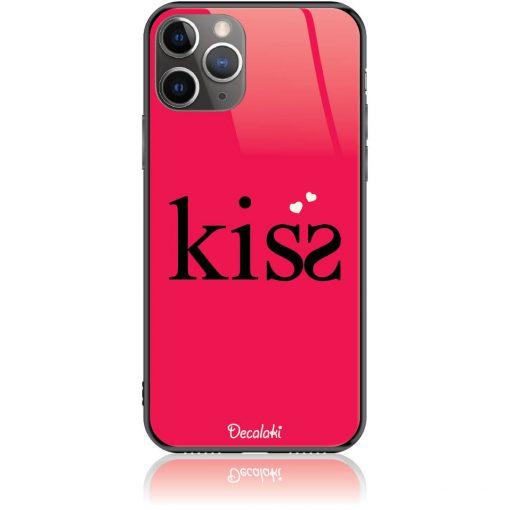 Red Kisser Phone Case Design 50070