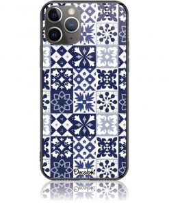 Blue Vintage Phone Case Design 50094