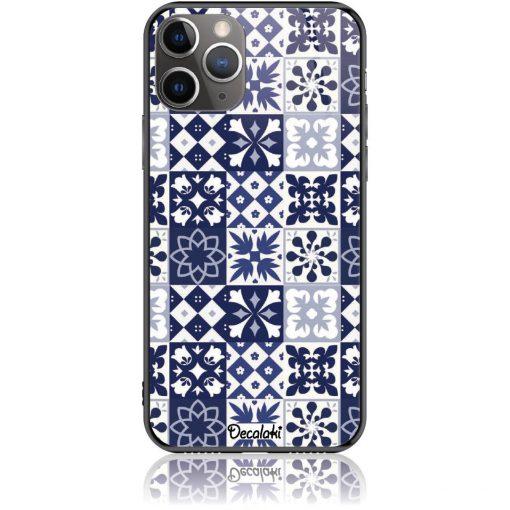 Blue Vintage Phone Case Design 50094