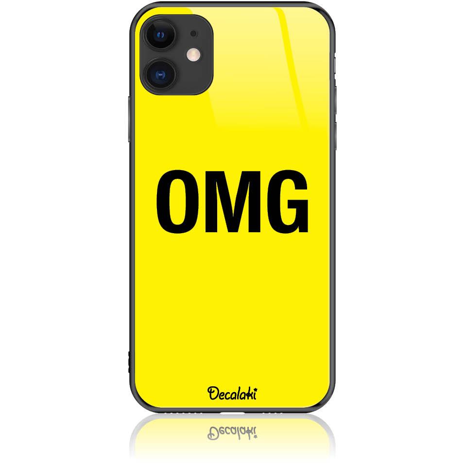 Case Design 50115  -  Iphone 11  -  Tempered Glass Case