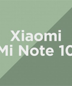 Customize Xiaomi Mi Note 10