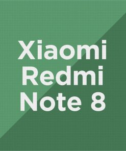 Customize Xiaomi Redmi Note 8