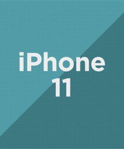 Customize iPhone 11