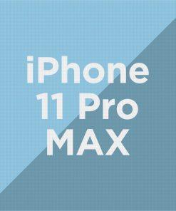 Customize iPhone 11 Pro Max