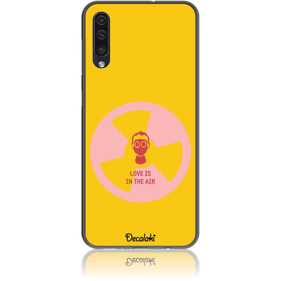 Nuclear Love Phone Case Design 50229  -  Samsung Galaxy A50  -  Soft Tpu Case