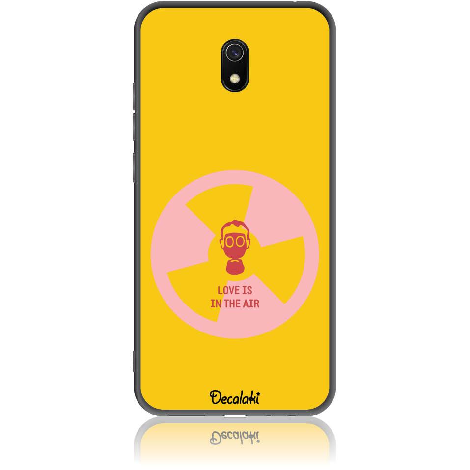 Nuclear Love Phone Case Design 50229  -  Xiaomi Redmi 8a  -  Soft Tpu Case