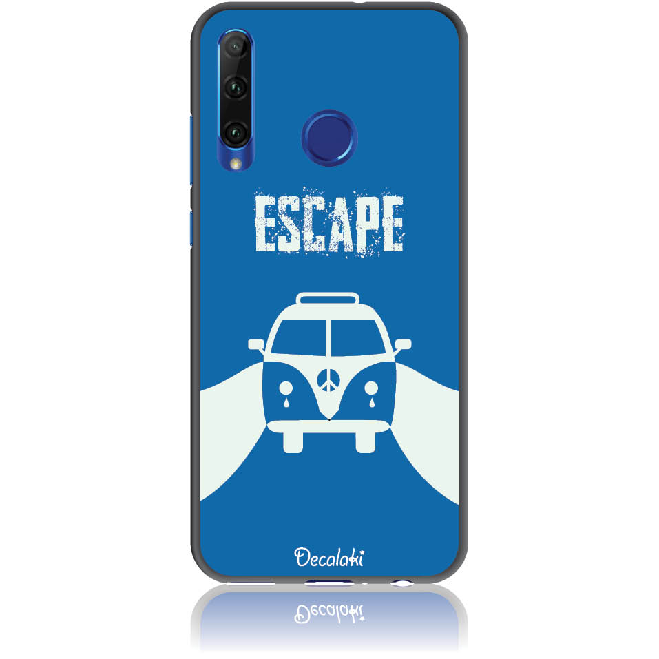 Escape For Life Phone Case Design 50314  -  Honor 20 Lite  -  Soft Tpu Case