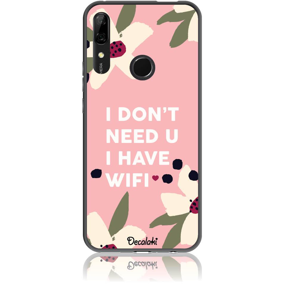 Case Design 50409  -  Huawei P Smart Z  -  Soft Tpu Case