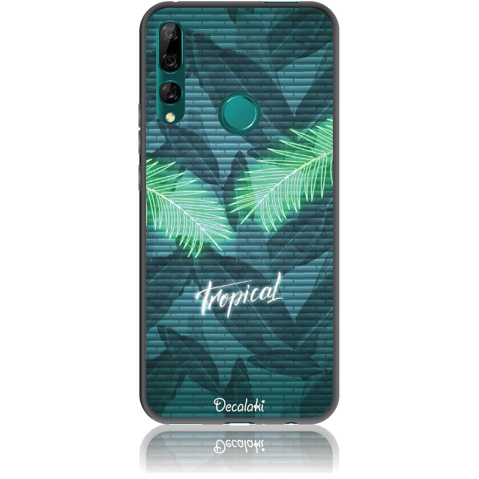 Tropical Bomb Phone Case Design 50423  -  Huawei Y9 Prime 2019  -  Soft Tpu Case