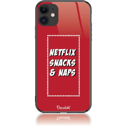 NetFlix Addicted Phone Case Design 50175