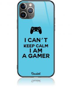 Can't Keep Calm Gamer Phone Case Design 50259