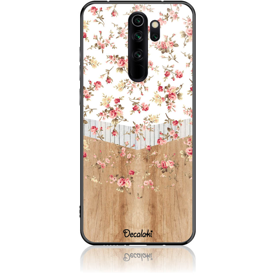 Case Design 50287  -  Xiaomi Redmi Note 8 Pro  -  Tempered Glass Case