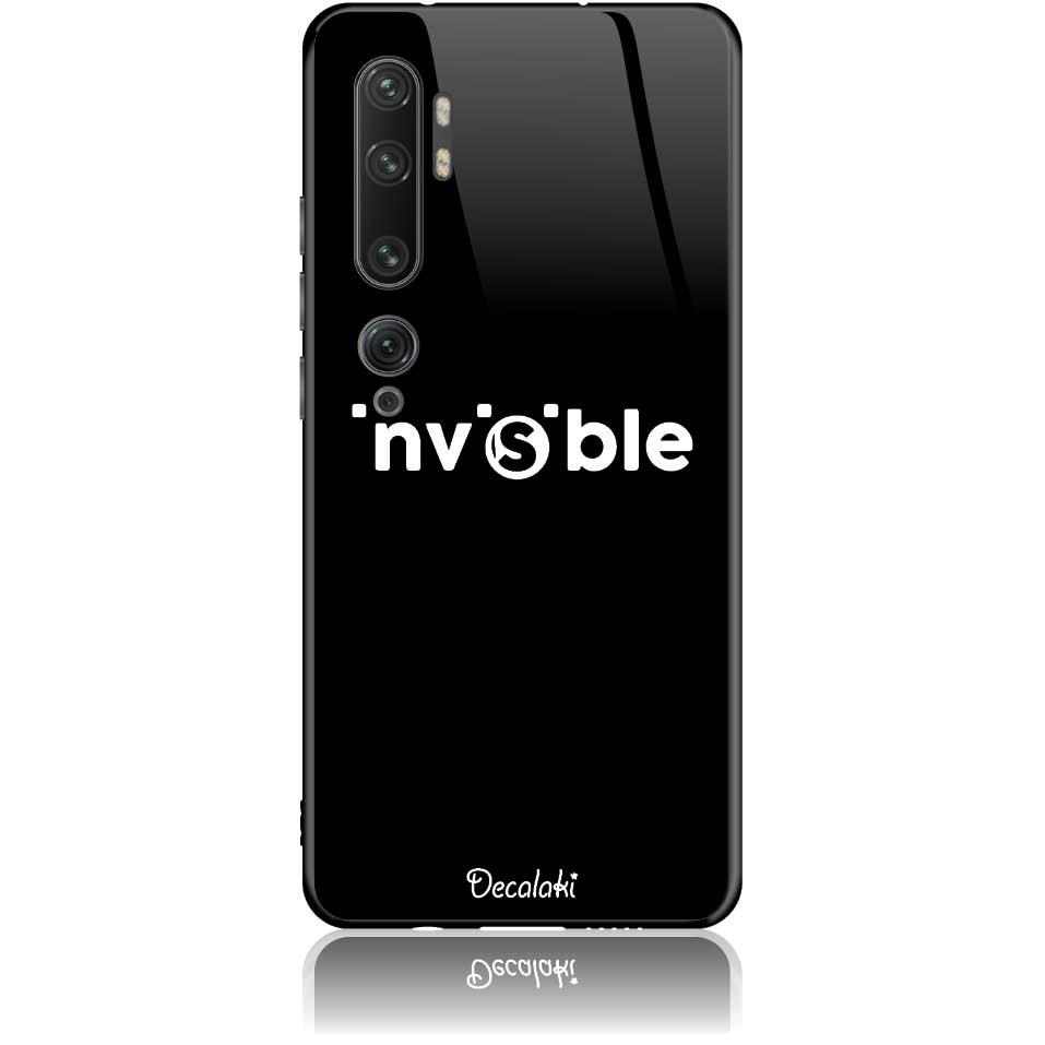 Case Design 50296  -  Xiaomi Mi Note 10 Pro  -  Tempered Glass Case