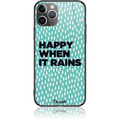 Happy When it Rains -Garbage 1995 Phone Case Design 50308