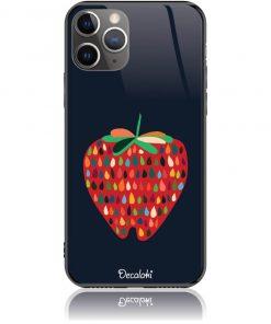 Unbite Strawberry Passion Phone Case Design 50373