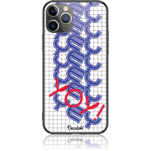 Yey Yey Let's Party Phone Case Design 50415