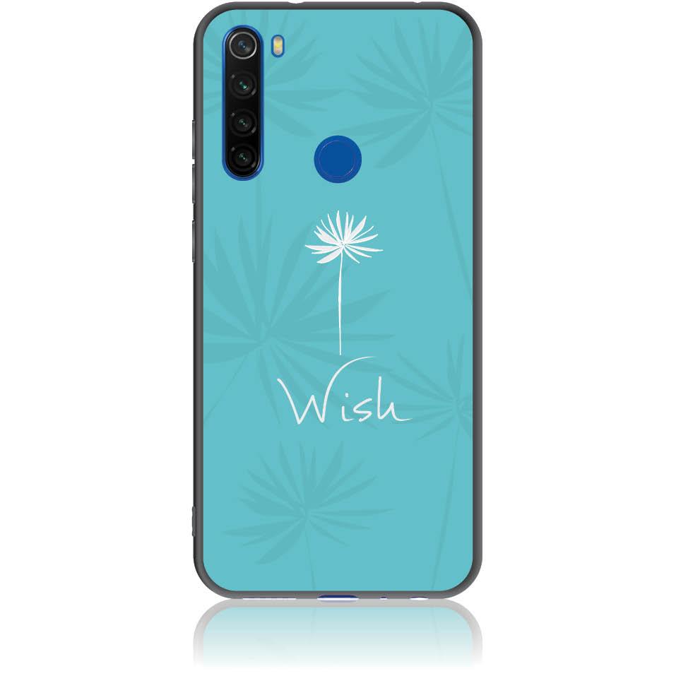 Wish Phone Case Design 50434  -  Xiaomi Redmi Note 8  -  Soft Tpu Case