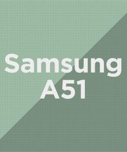 Customize Samsung A51