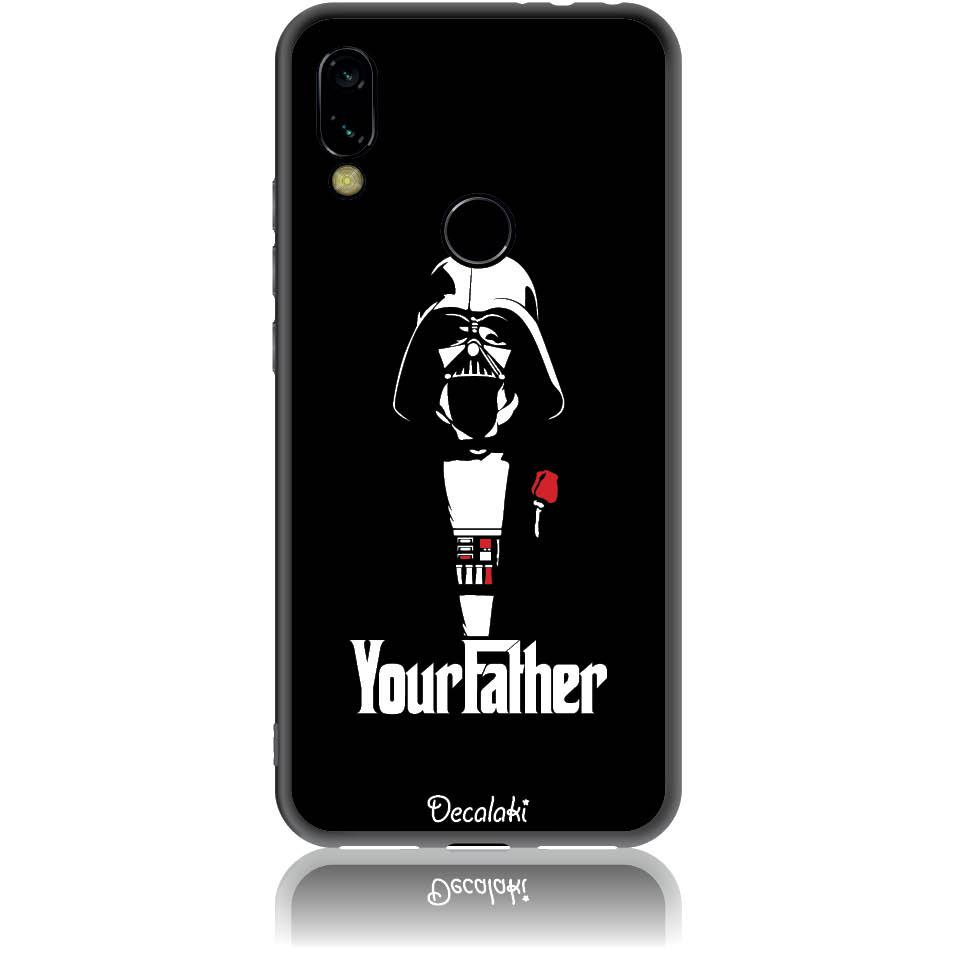 The Darhvader Phone Case Design 50004  -  Xiaomi Redmi 7  -  Soft Tpu Case