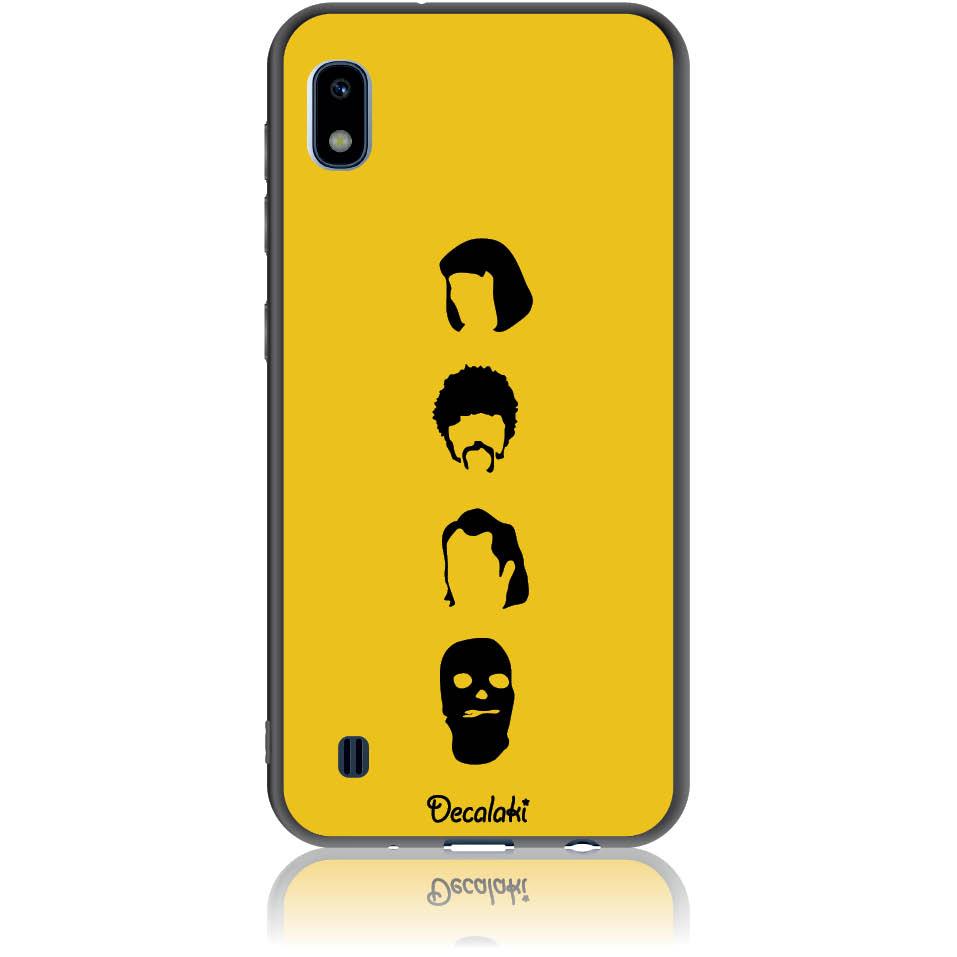Case Design 50077  -  Samsung Galaxy A10  -  Soft Tpu Case