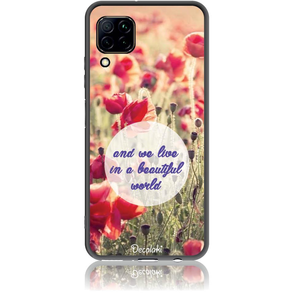 Case Design 50231  -  Huawei P40 Lite  -  Soft Tpu Case