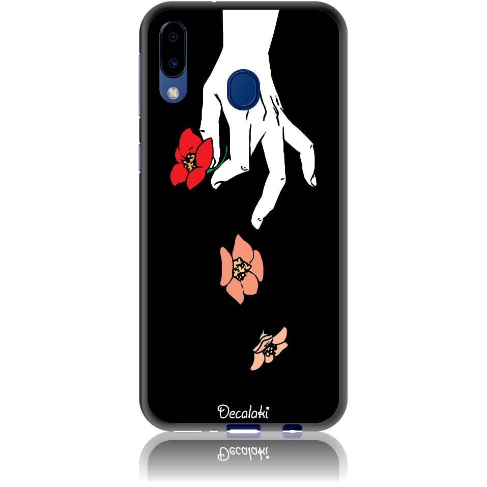 Case Design 50337  -  Samsung Galaxy M20  -  Soft Tpu Case
