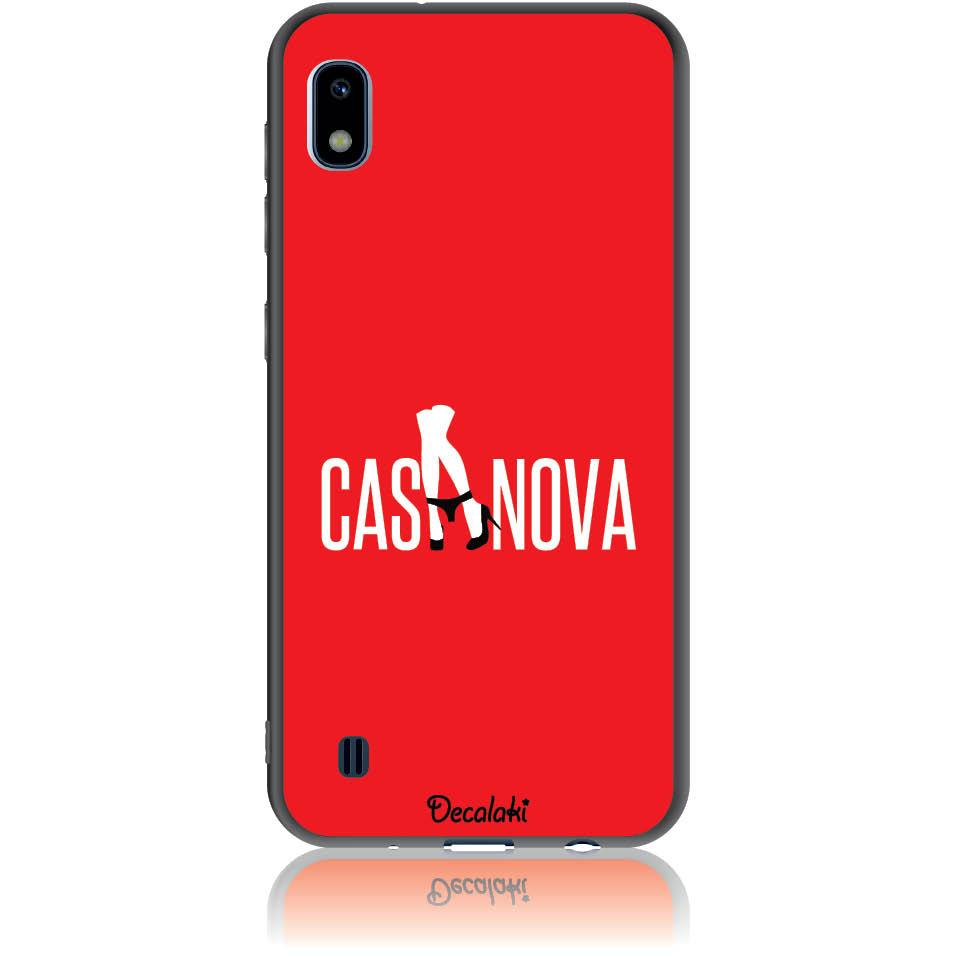 Case Design 50349  -  Samsung Galaxy A10  -  Soft Tpu Case
